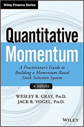 Quantitative Momentum by Wesley Gray