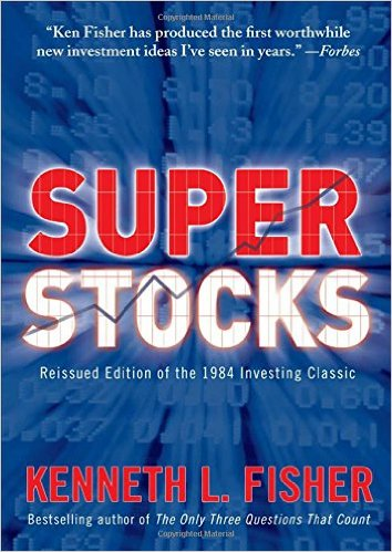 Super Stocks by Kenneth Fisher