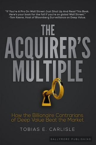 The Acquirer's Multiple by Tobias Carlisle