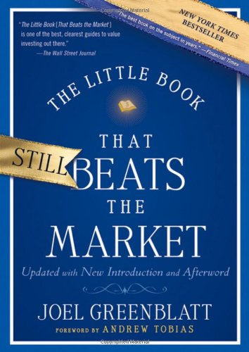 The Little Book That Beats the Market by Joel Greenblatt